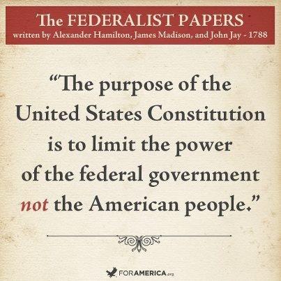 Federalism essay