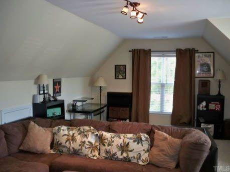 bonus room over garage for the home pinterest