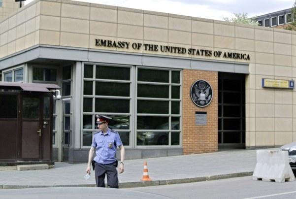 Ryan C. Fogle, U.S. diplomat accused of spying, ordered to leave Russ