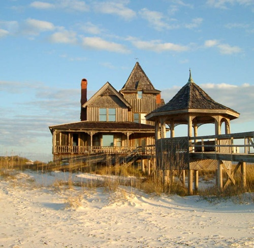 Really Cool My Dream Beach House And Beach Garden Pinterest