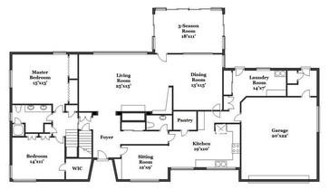 Mediterranean Living Room Design Houzz Best House Design Ideas