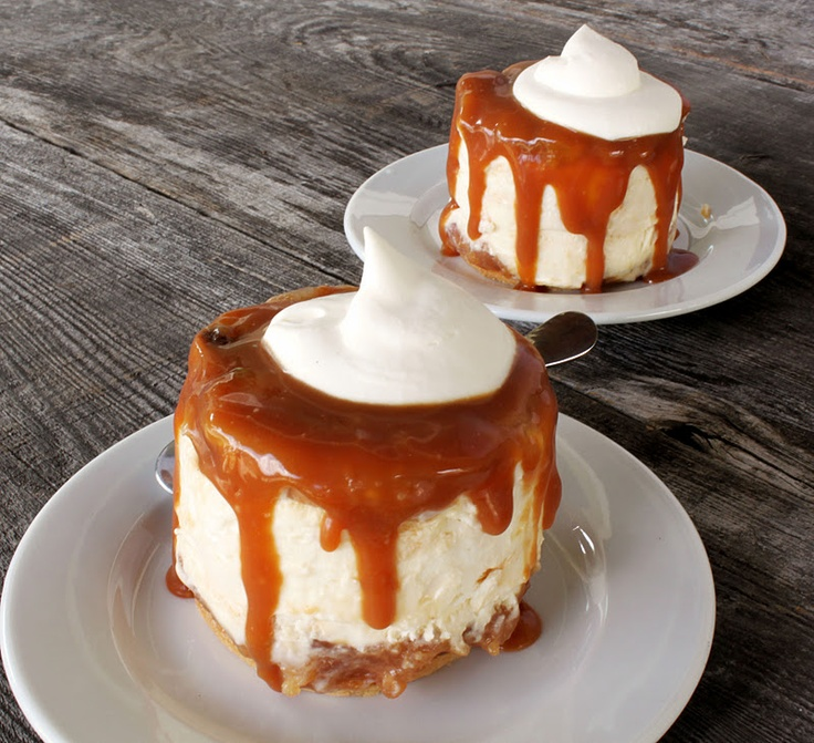 Caramel Apple Cream Cheese Mousse | Delicious and Decadent! | Pintere ...