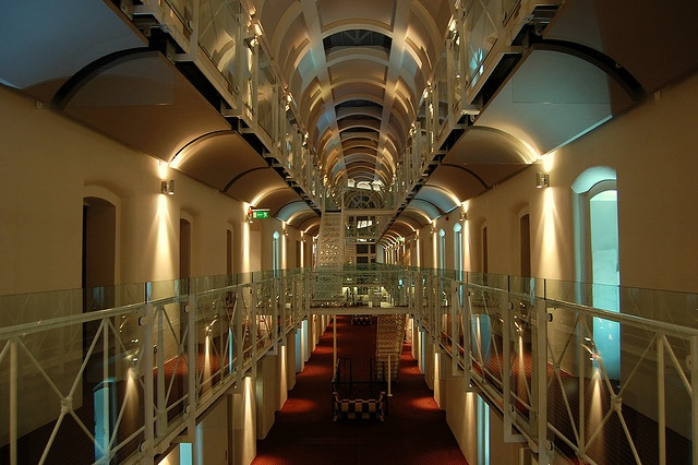 Malmaison oxford prison hotel rule britannia pinterest for Luxury hotel oxford