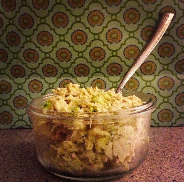 Healthy Tuna Salad | Healthy Eating | Pinterest