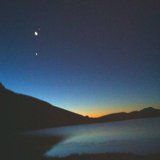 moon and jupiter alignment - photo #26