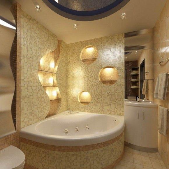 Ванна 8 кв м дизайн фото
