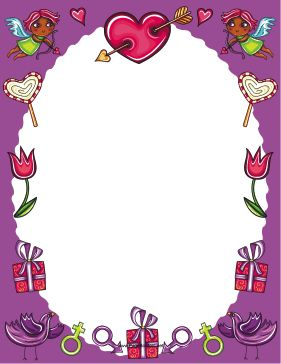 valentine's day frames online