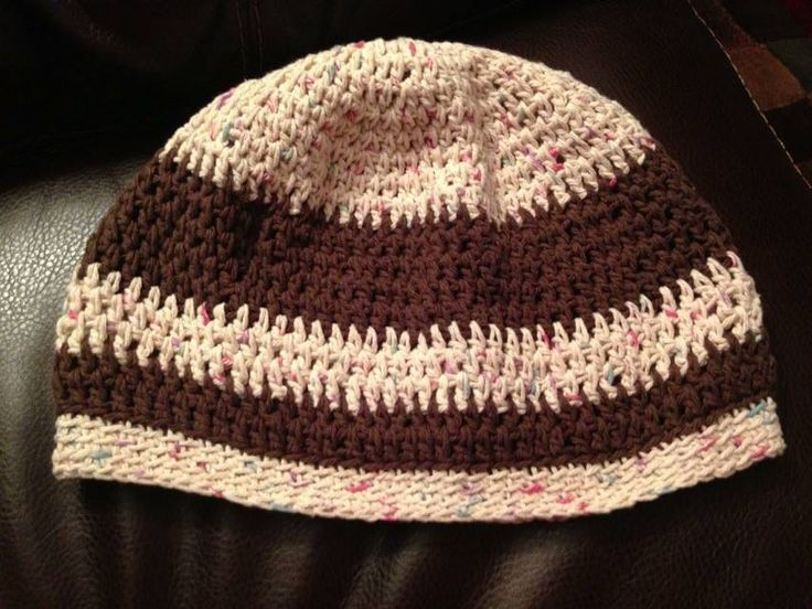crocheted slouchy beanie hat Crochet Patterns, etc Pinterest