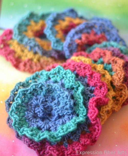 Free Crochet Pattern Spiral Scarf : Free crocheted scarf pattern Knit & Crochet Pinterest