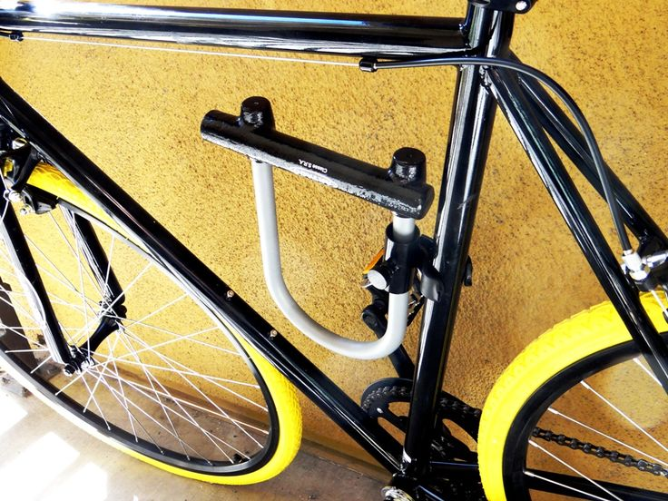 the u lock holder bracket u lock artago bicycle locks and secur. Black Bedroom Furniture Sets. Home Design Ideas
