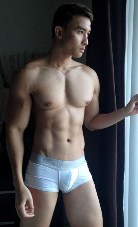 asian gay model