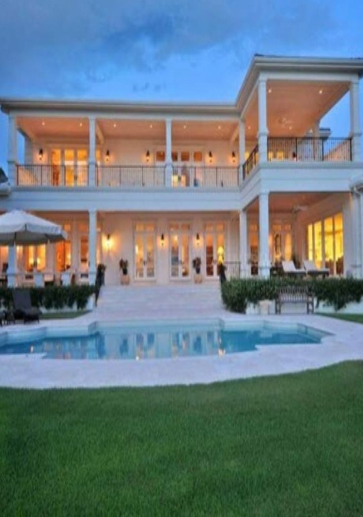 Luxury Modern Home In Florida LuxurydotCom My Dream Home
