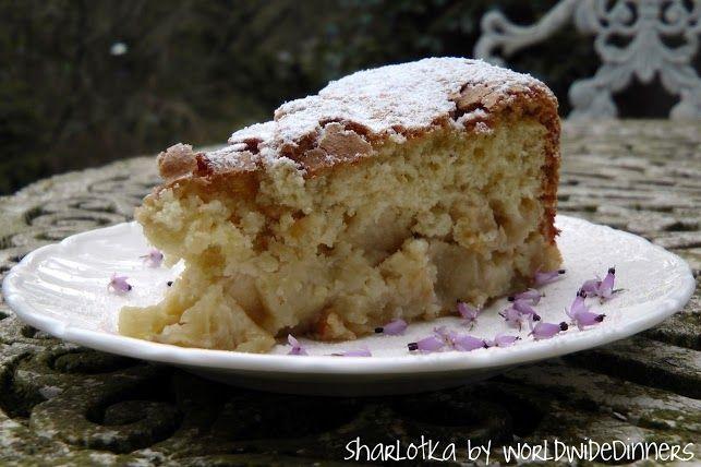 Russian Apple Spice Cake Sharlotka Recipes — Dishmaps