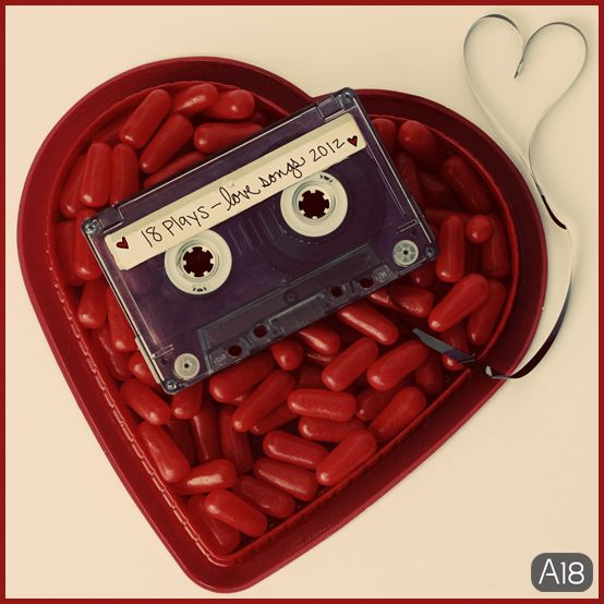 valentine day mixtape tumblr