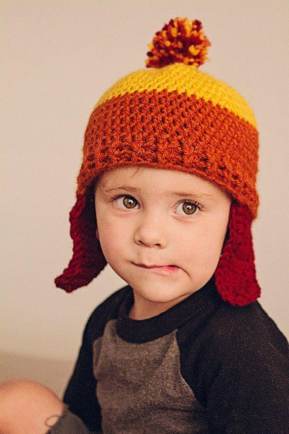 Jayne Cobb Hat Firefly Crochet (tri-color hat)