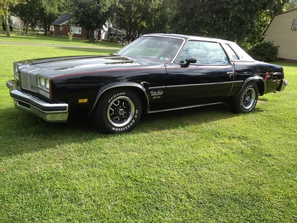 1976 oldsmobile cutlass salon muscle cars old school