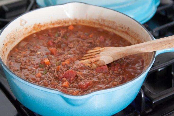 Quick Cabernet Bolognese Sauce | Recipe