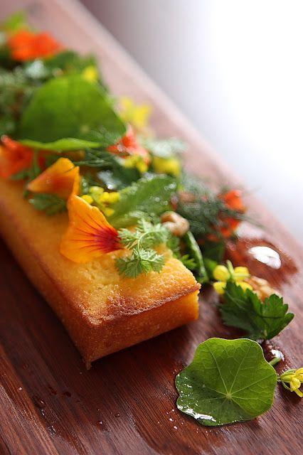 Corn bread, avocado, summer salad   Delicious   Pinterest