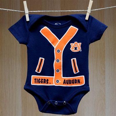 Auburn Baby e Half Player esie