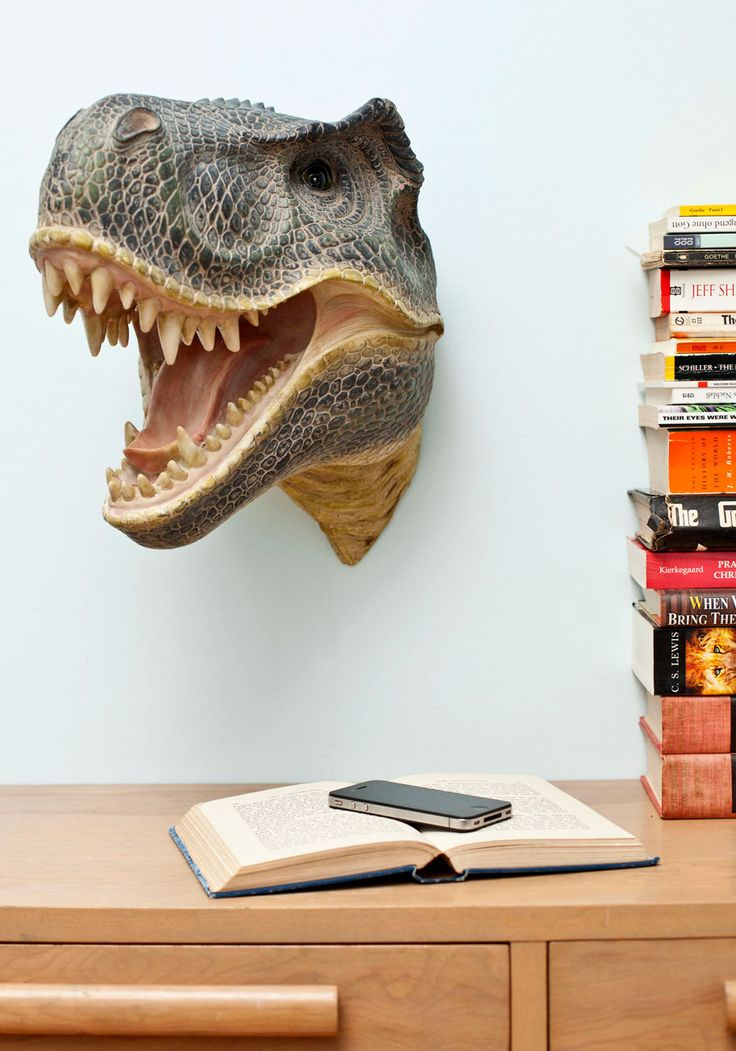 Fun for your life wall decor in dino for Dinosaur decor
