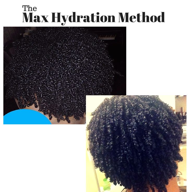 Max Hydration Method #4bhair #4ahair #washngo #naturalhair #4chair #maxhydrationmethod