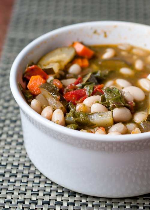 vegetable soup | I Will Eat This | Pinterest