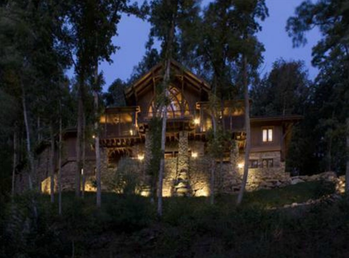 Beautiful mountain home in asheville nc dream house for Asheville mountain homes
