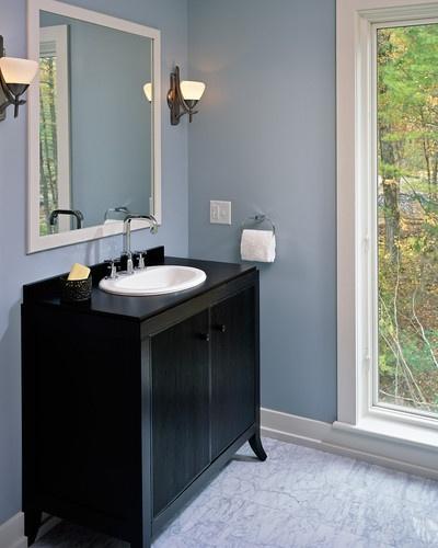 Bathroom Sink Colors : Cool colors, crisp, bathroom sink Bathrooms! Pinterest