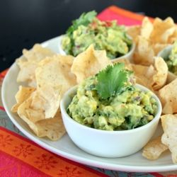 Roasted Corn Guacamole: Perfect for the Super Bowl (and the rest of ...