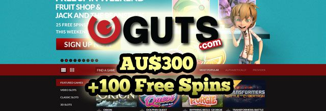 100 free spins casino