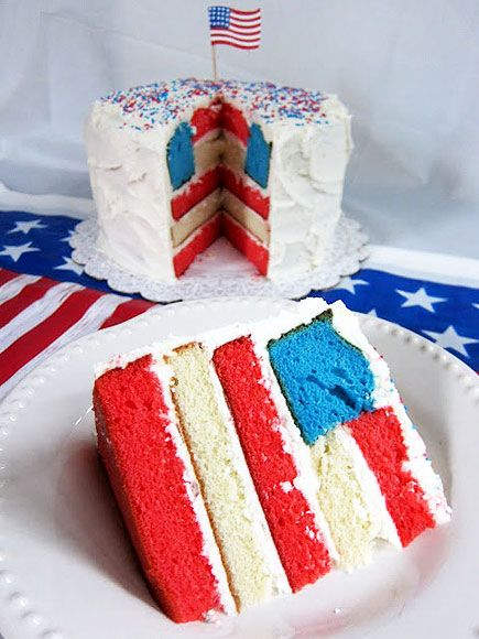 july 4th themed food