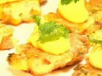 crab and corn cakes | Food - Seafood Recipes | Pinterest