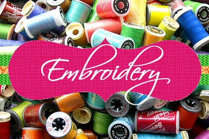 Embroidery: Not for the Old Anymore