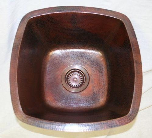 Large Deep Kitchen Sink : LARGE DEEP 17