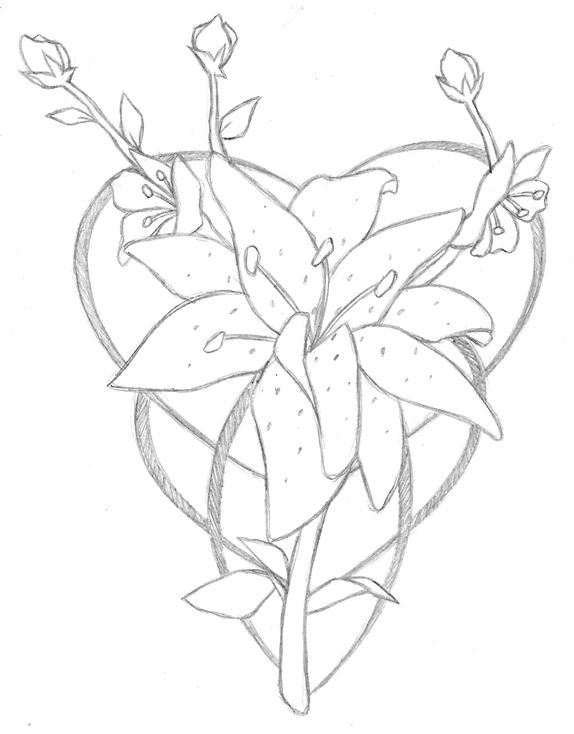princess tiger lily coloring pages - photo#4