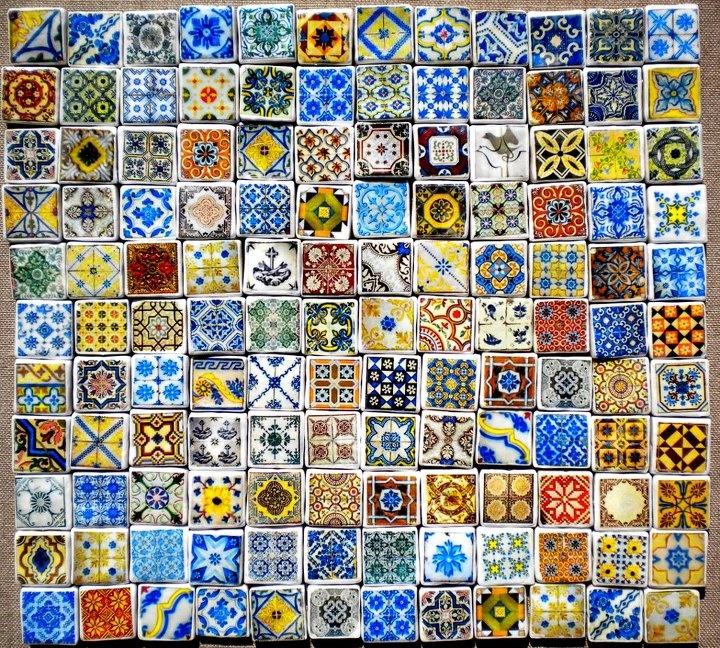 azulejos de portugal patterns tiles and textures