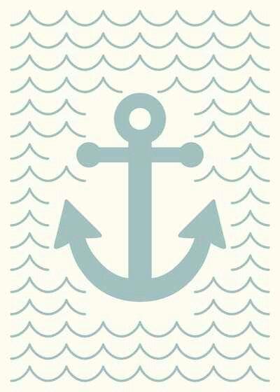 anchor nautical wallpaper iphone stuff pinterest