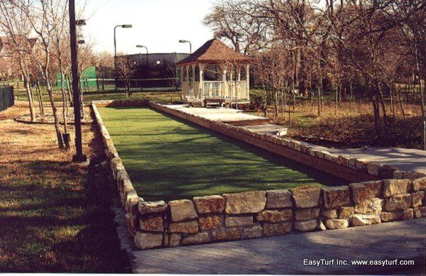Bocce Ball Lawn Bowling : bocce ball court  The best lawn bowling and bocce ball court surface