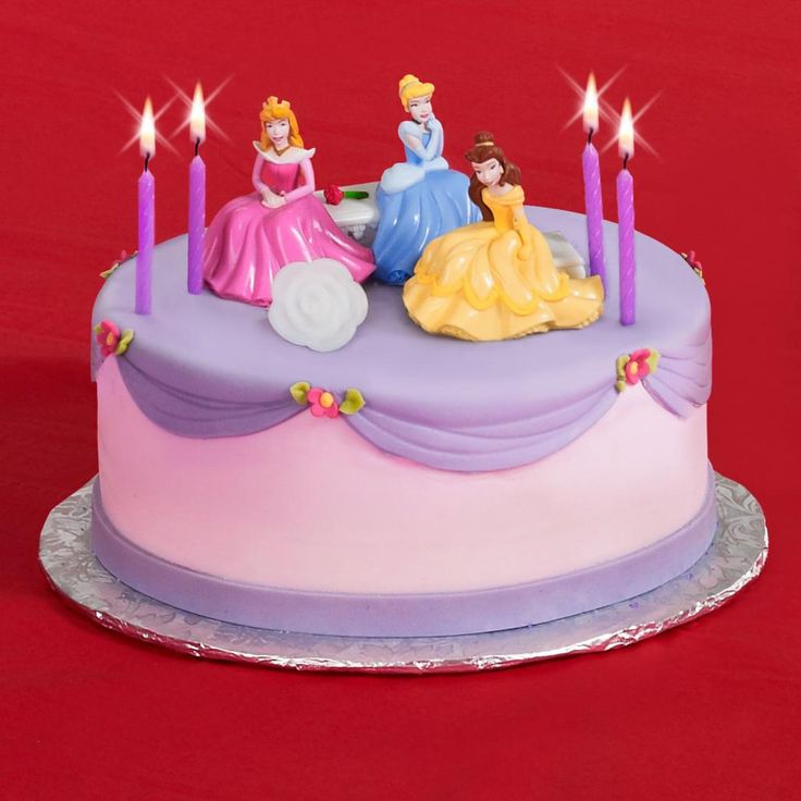 Simple Princess Cake Design : Simple Princess cake blues clues Pinterest