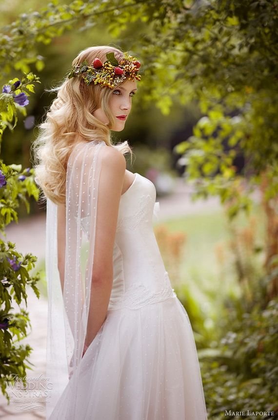 explore bohemian wedding dresses