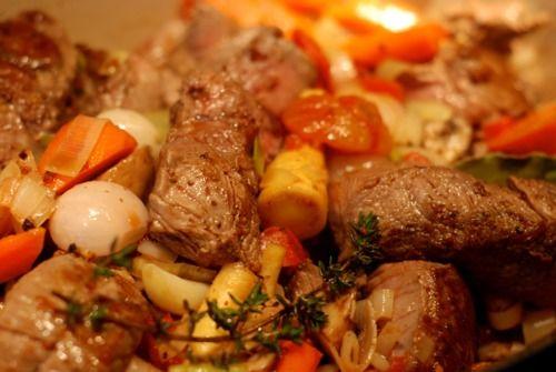 Salmon, Fennel, Parsnip And Coconut Stew Recipe — Dishmaps