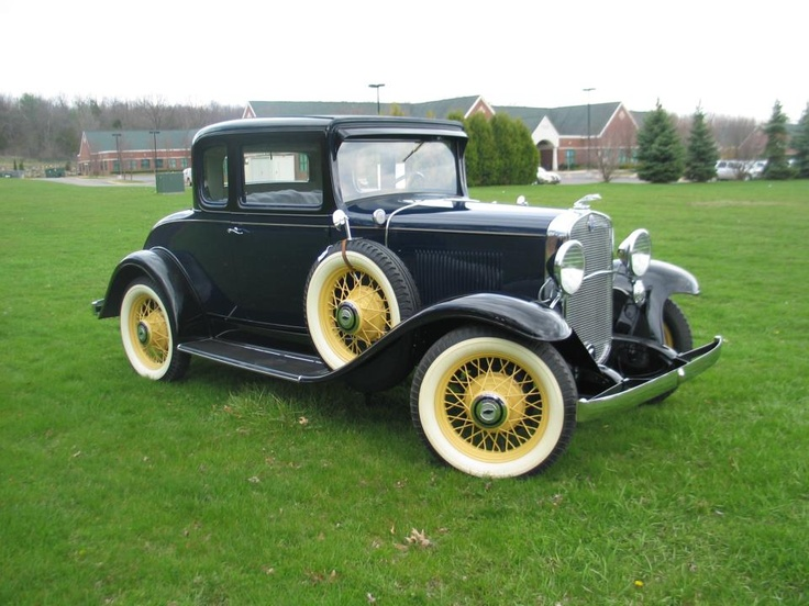 1931 chevy 5 window coupe cool rides pinterest