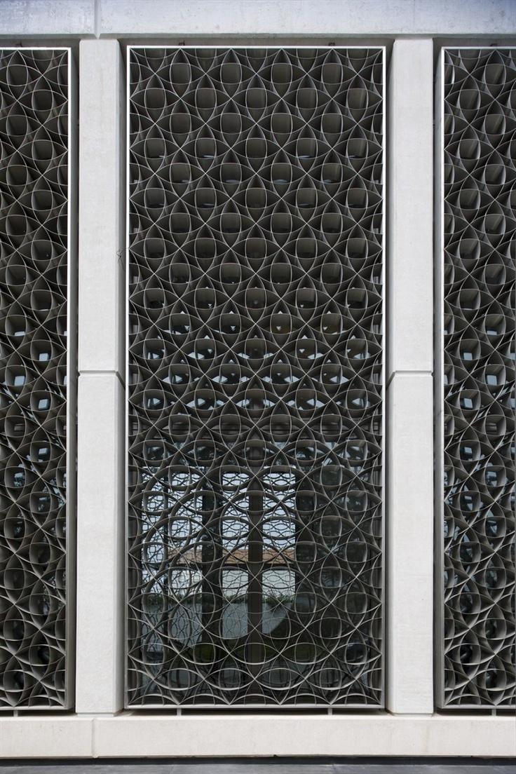 Banque Marocaine du Commerce Exterieur, Rabat, 2011  by Foster + Partners http://bit.ly/yevjJc  #archilovers #architecture #design #facades