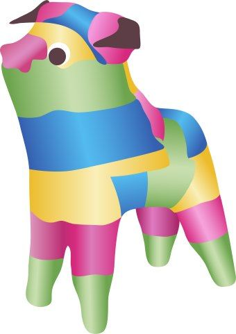 pinata clip art | PARTY HARD | Pinterest