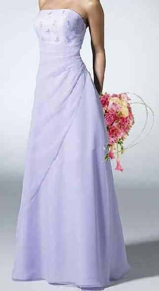 lavender wedding dress lavendar pinterest