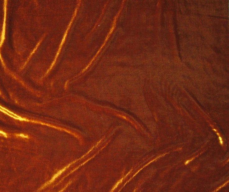 Burnt Orange Shower Curtain Set Cracked Velvet Curtains