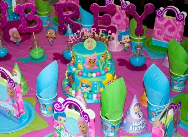 Bubble guppies cake bubble guppies party ideas pinterest - Bubble guppie birthday ideas ...