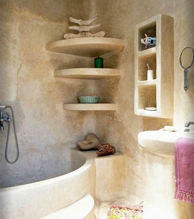 Pin by Tricia on Cob Bathrooms  Pinterest