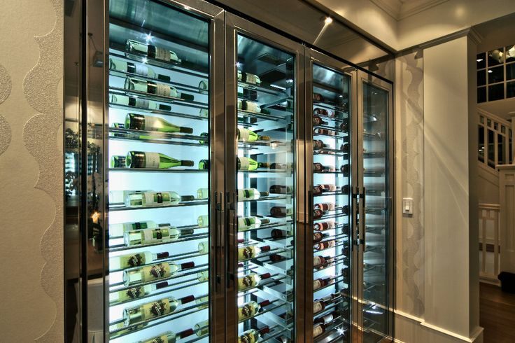 Modern Wine Cellar - Vin De Garde