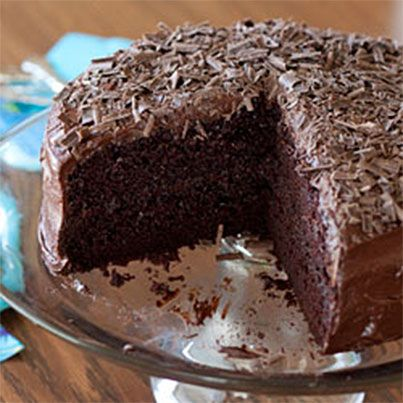 Black Magic Cake | Recipes to try | Pinterest